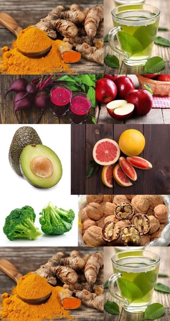 اطعمة تقوي الكبد