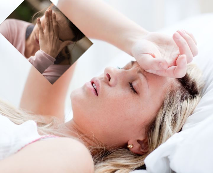 التعب من أعراض الحمل في الشهر الاول