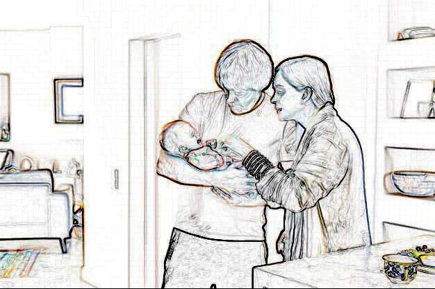 علاج حموضة المعدة عند الاطفال الرضع