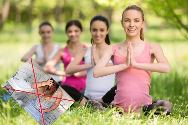 ممارسة الرياضة بانتظام لعلاج إمساك الحمل