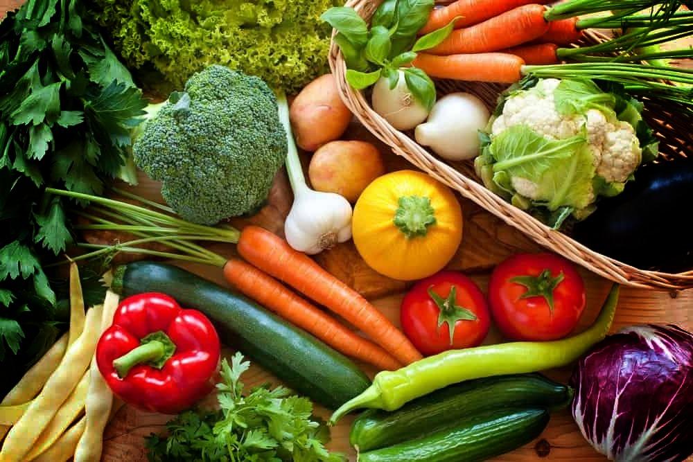 اطعمة منخفضة الكربوهيدرات من الخضروات