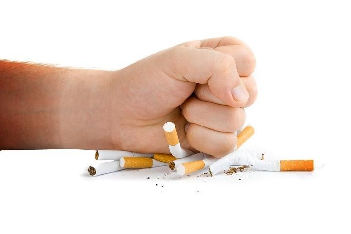 توقفي عن التدخين في الحمل
