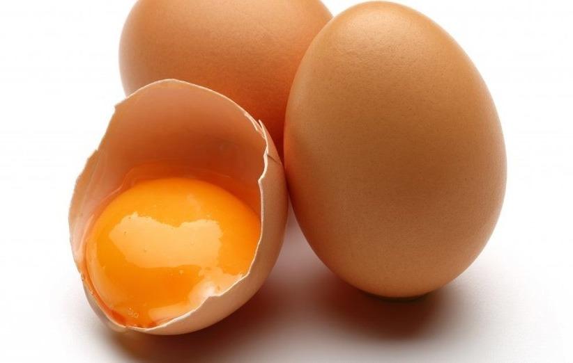 صفار البيض غني بالزنك