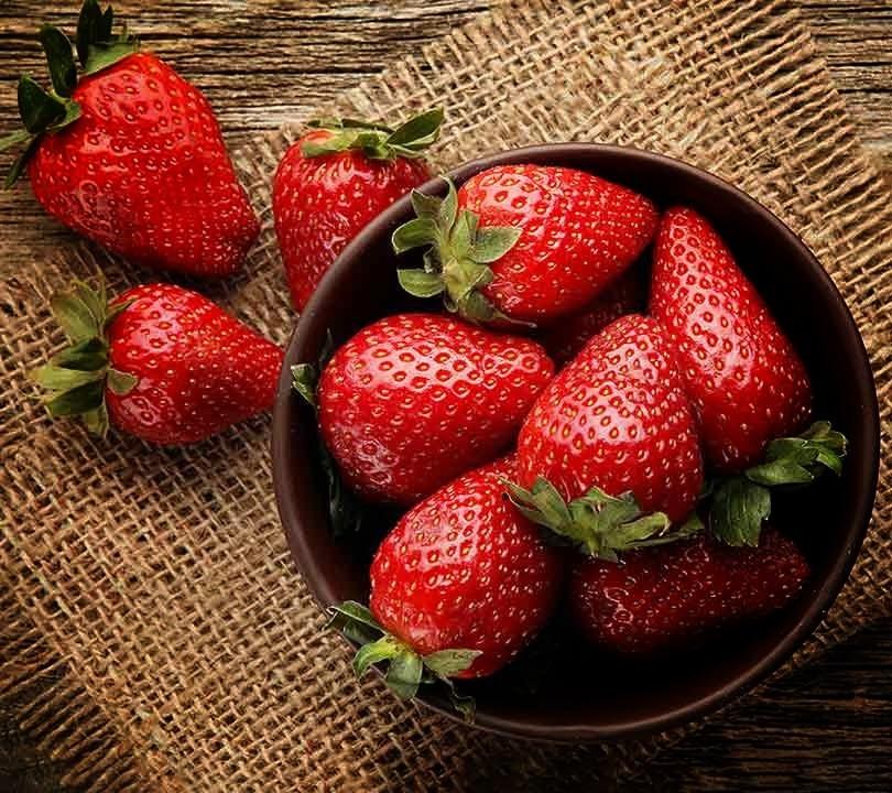 فوائد الفراولة - سعرات الفراولة - القيمة الغذائية للفراولة