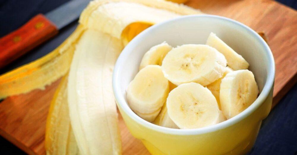 السعرات الحرارية في الموز والقيمة الغذائية للموز