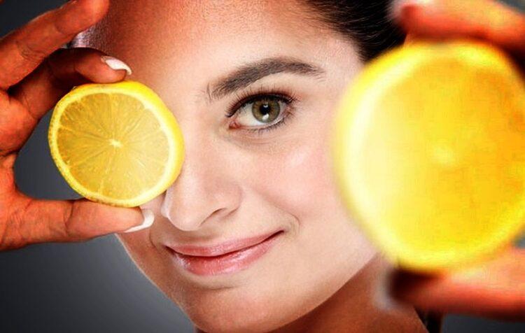 فوائد الليمون الساخن للبشرة