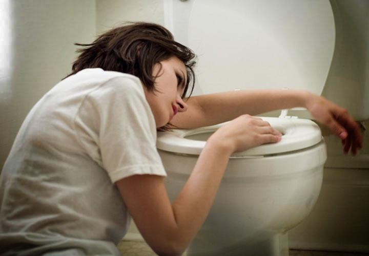 التغذية والغثيان في الحمل