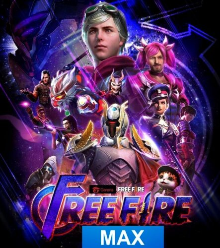 تحميل free fire max للاندرويد